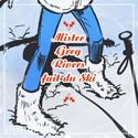 Mister Greg Rivers fait du ski